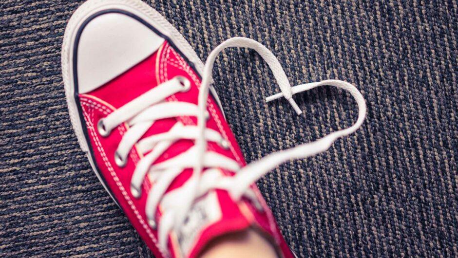 Happy Shoes Shoelace Heart